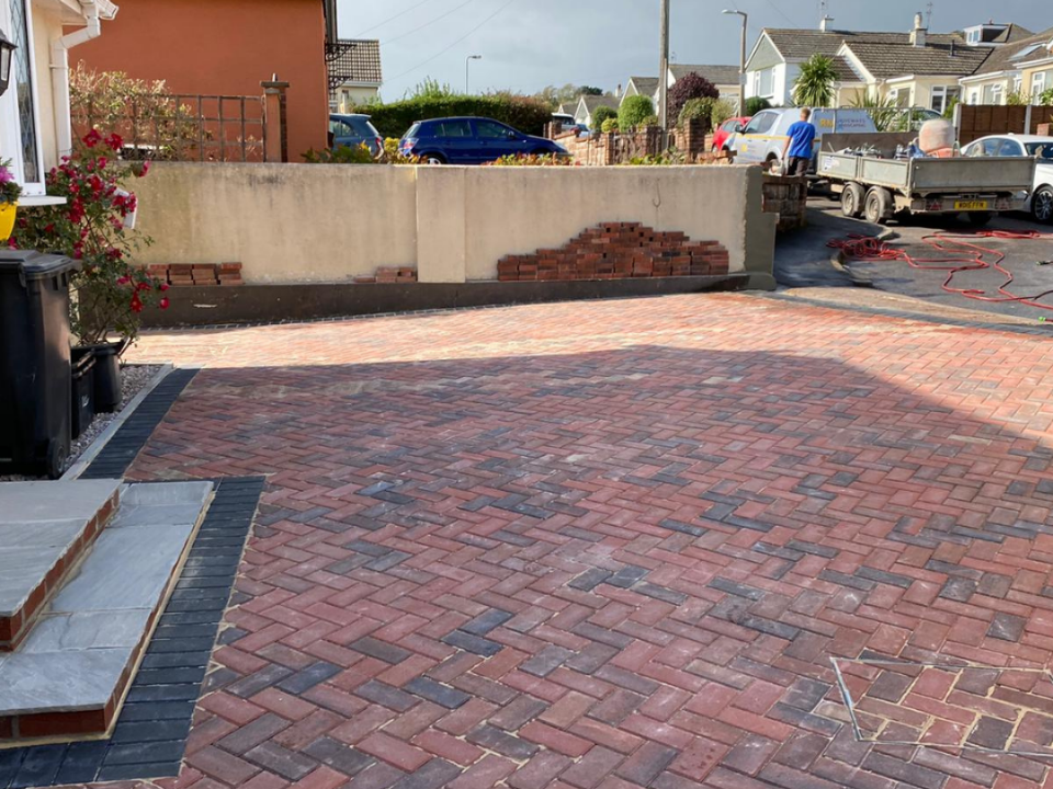block-paving-in Paignton